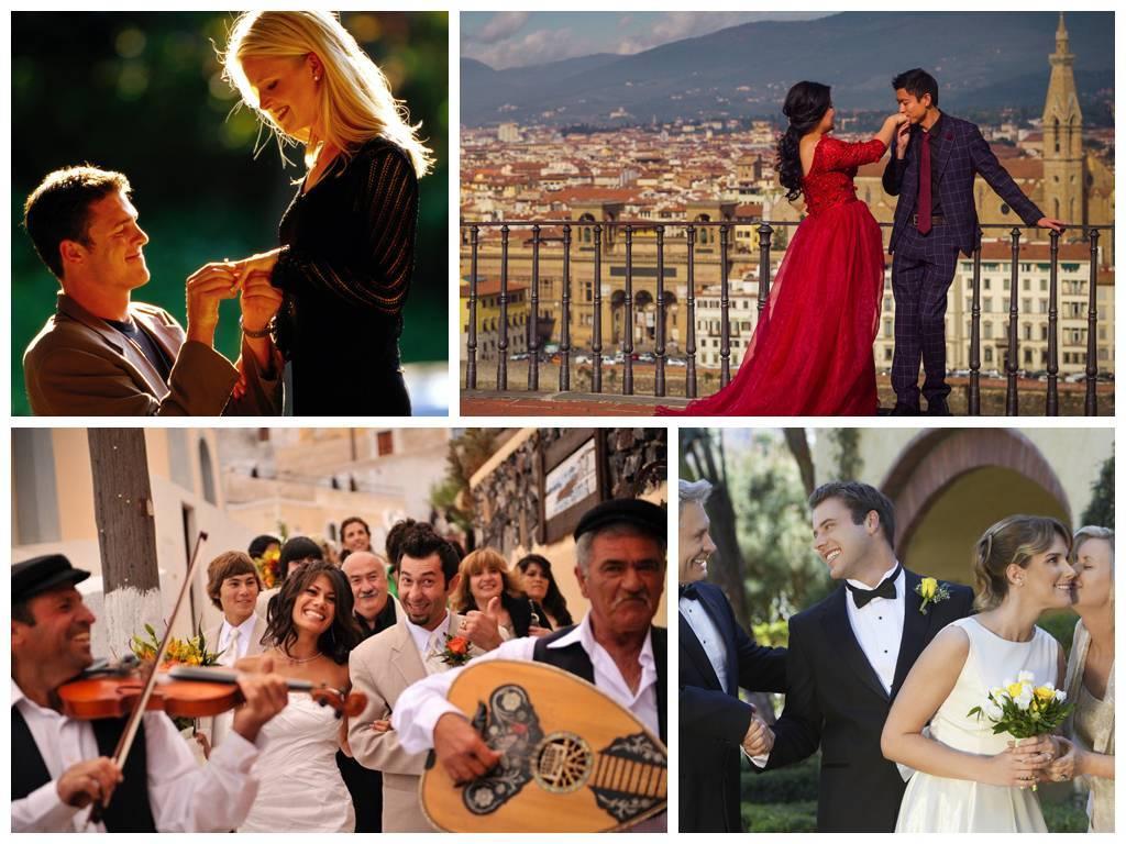 Что такое помолвка, или Как заявить о своем желании стать мужем и женой