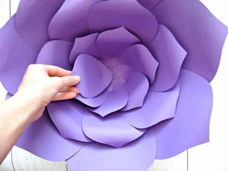 Мастер-класс украшений для свадьбы и фотосессии: бумажные цветы своими руками