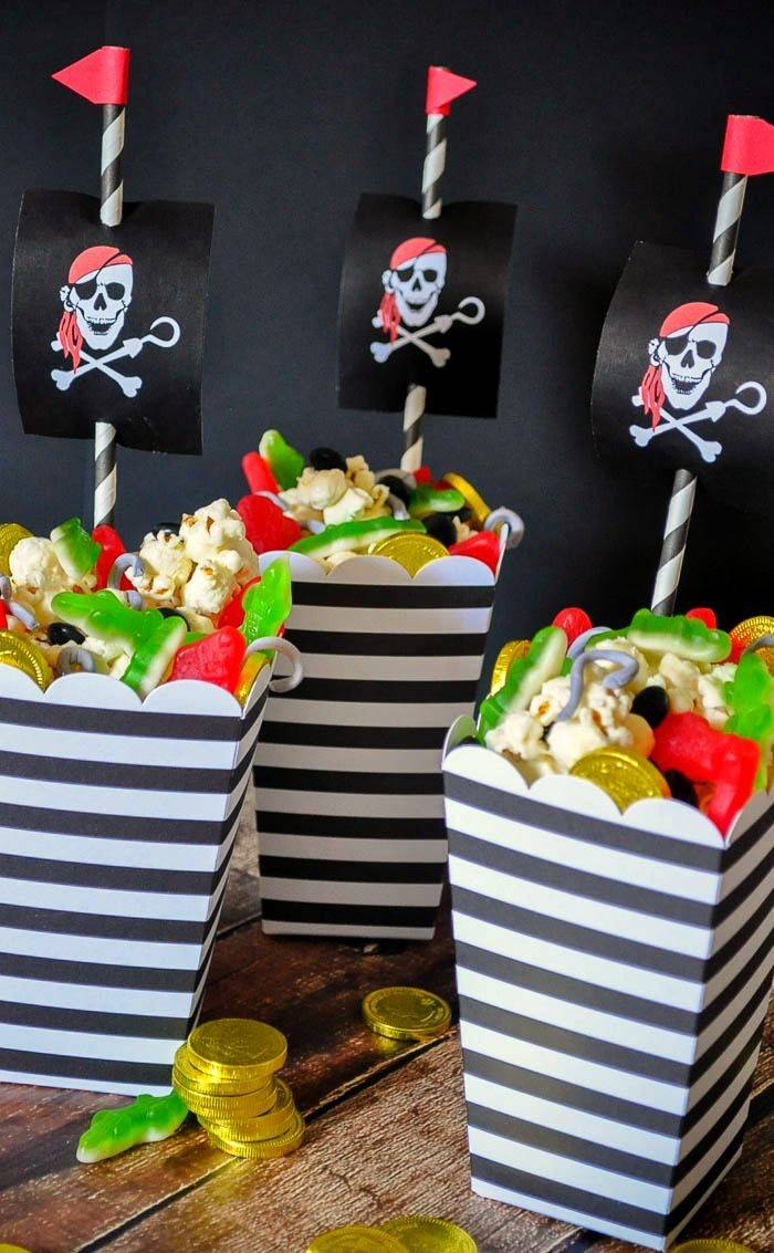 Сценарий дня рождения ребенка в пиратском стиле (остров Шоколандия)