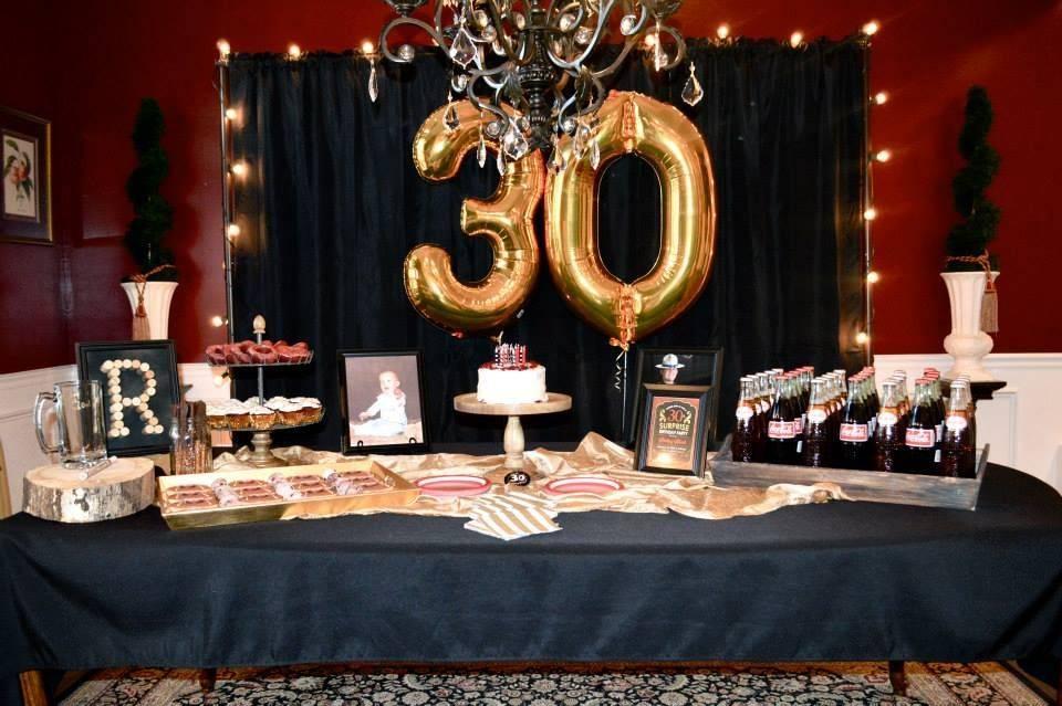 Креативные идеи для сценария юбилея 30-летней женщины