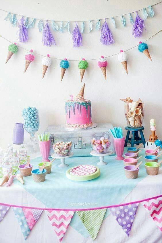 Советы по выбору украшений для дня рождения ребенка
