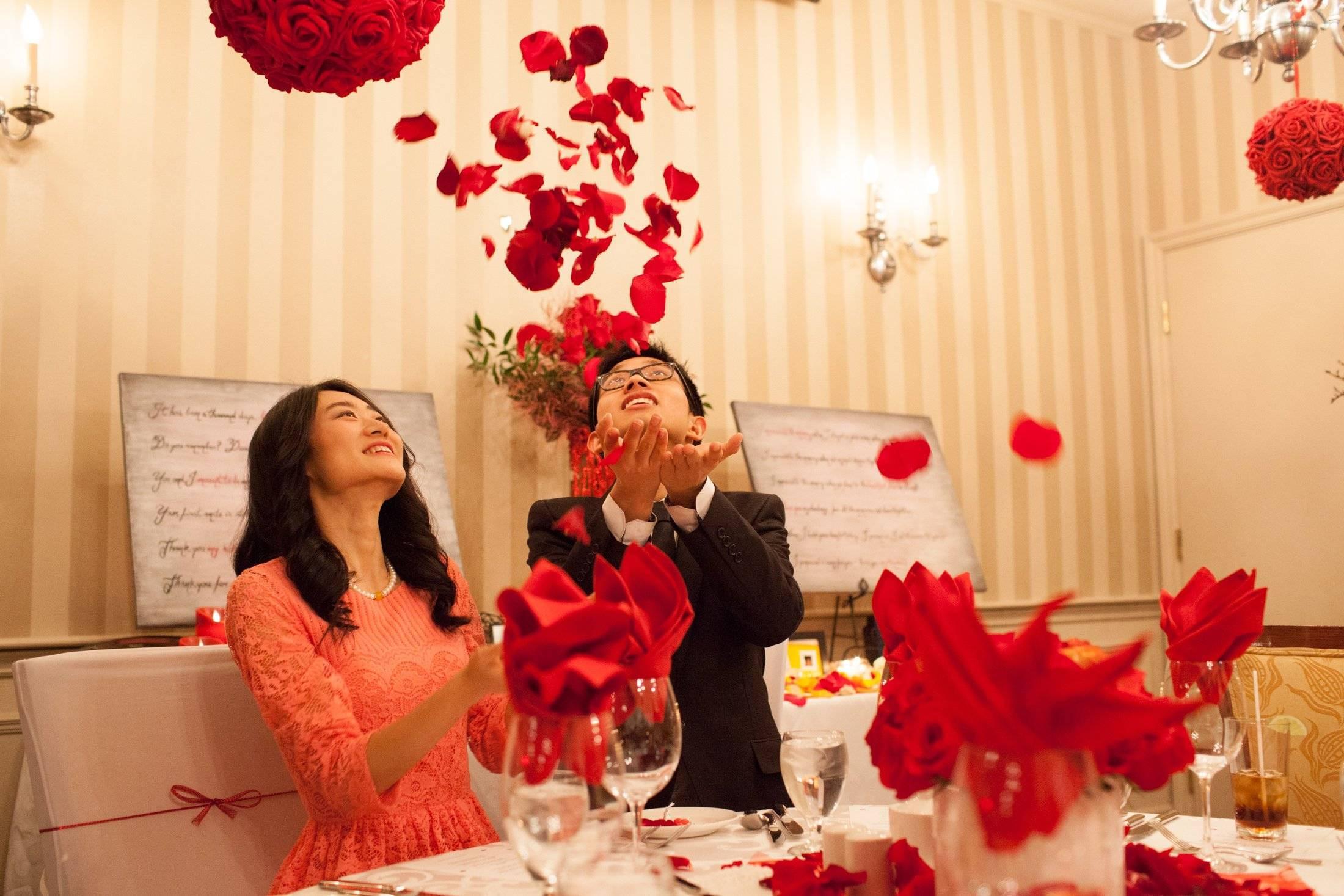 Как сделать предложение девушке — оригинально и романтично