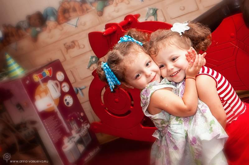 Создание профессиональной фотосессии на дне рождения ребенка