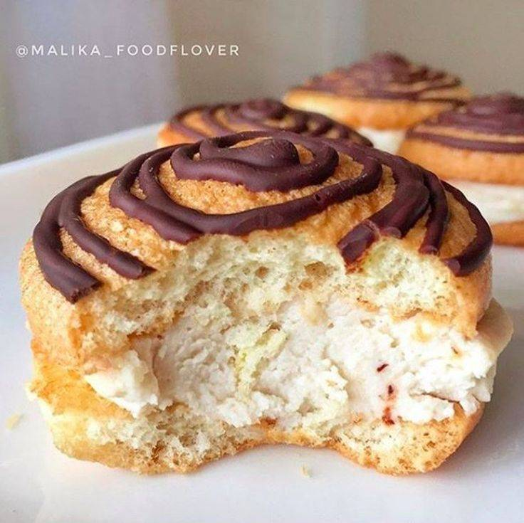 Рецепты пирожных — просто для всех !