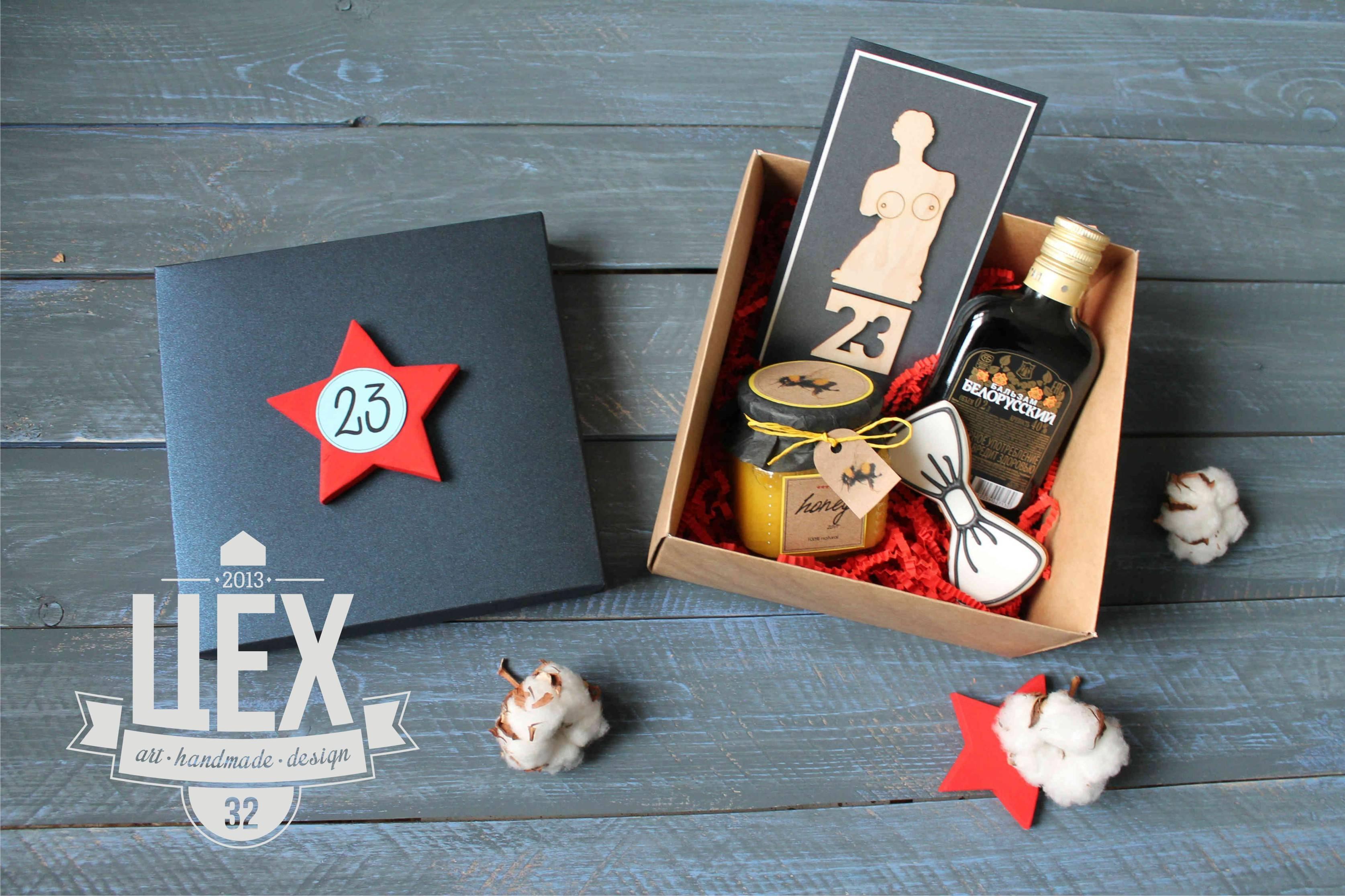 Что подарить другу на 23 февраля: серьезный и креативный подход к выбору подарка для близкого человека
