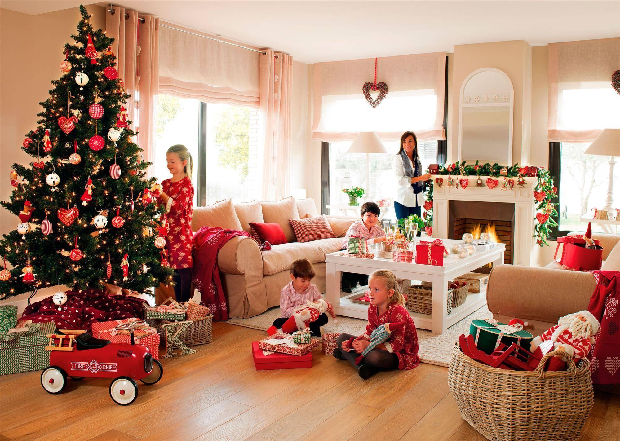 Как устроить Новый год дома?