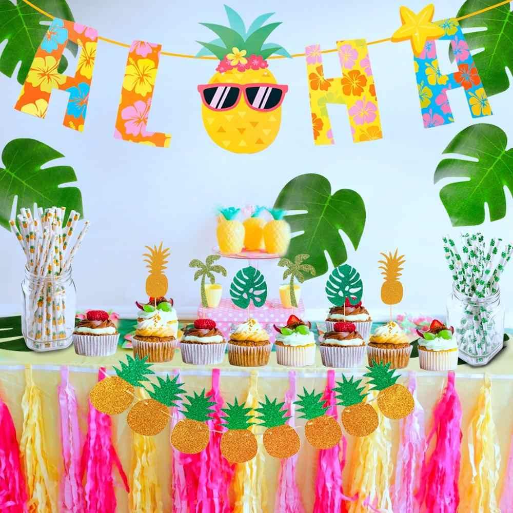 Гавайская вечеринка: зажигательный сценарий для детей и взрослых