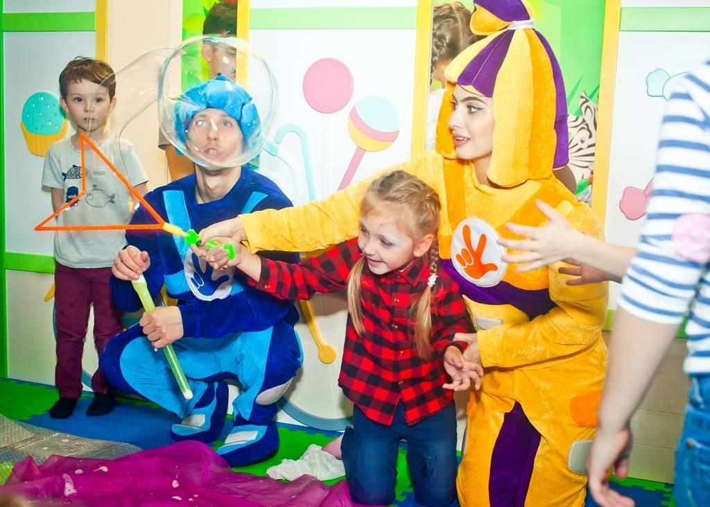 Развлечения на день рождения, или Как разнообразить детский праздник?