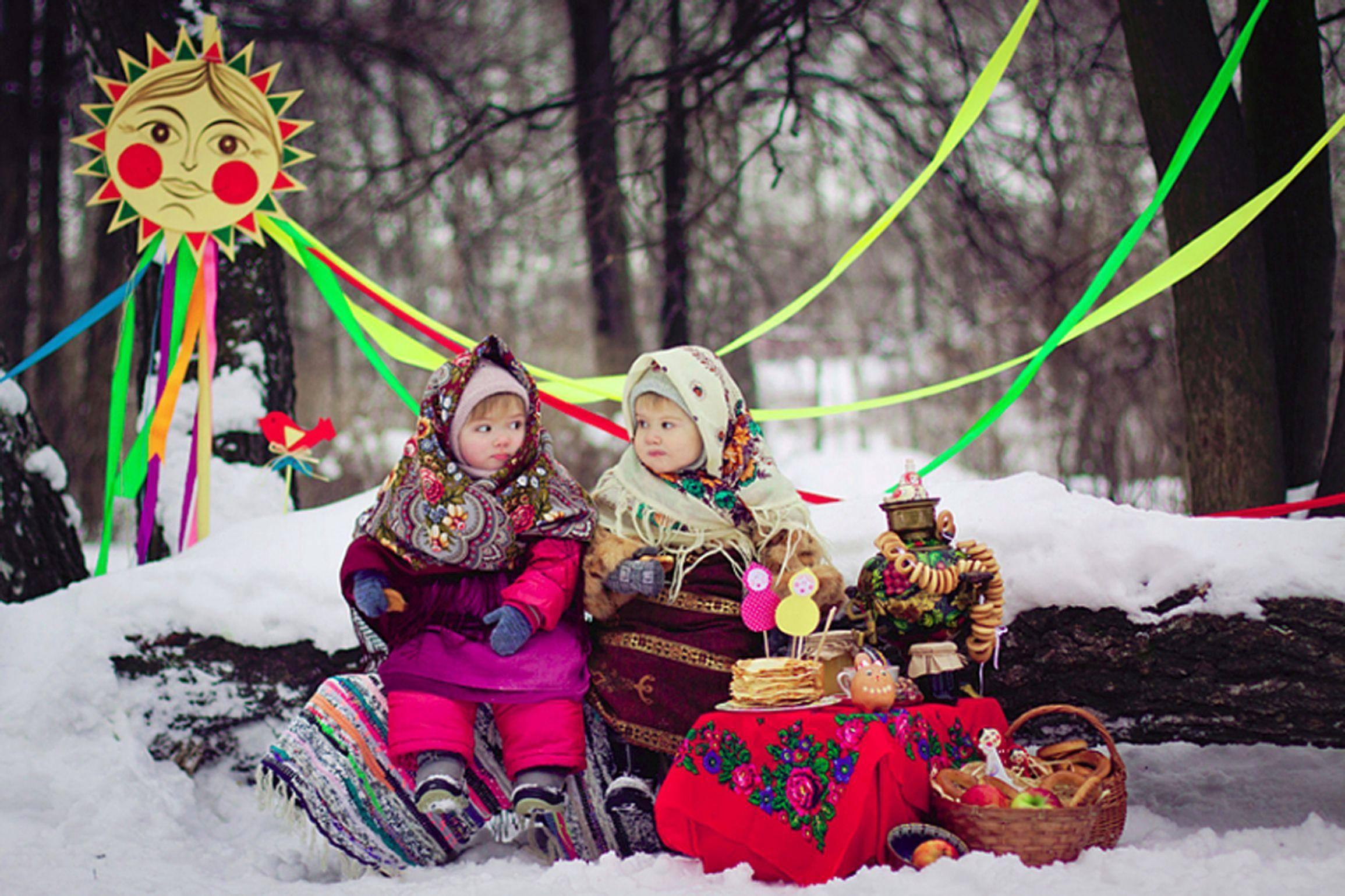 Как окунуться в сказку? Провести Новый год на природе!