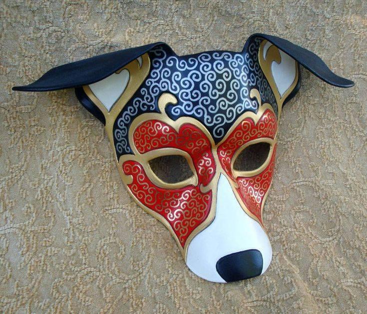 Как сделать маску из папье-маше — создаем праздничный образ