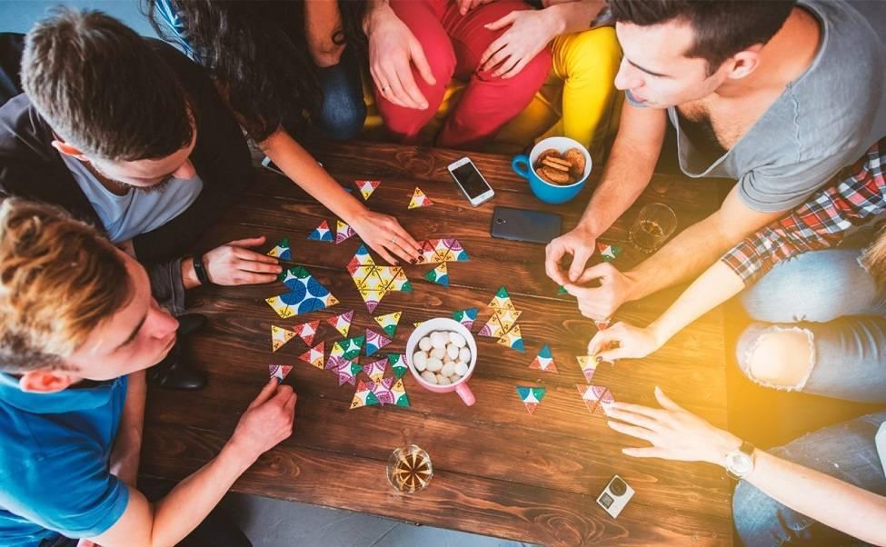 Конкурсы и игры для тесной компании