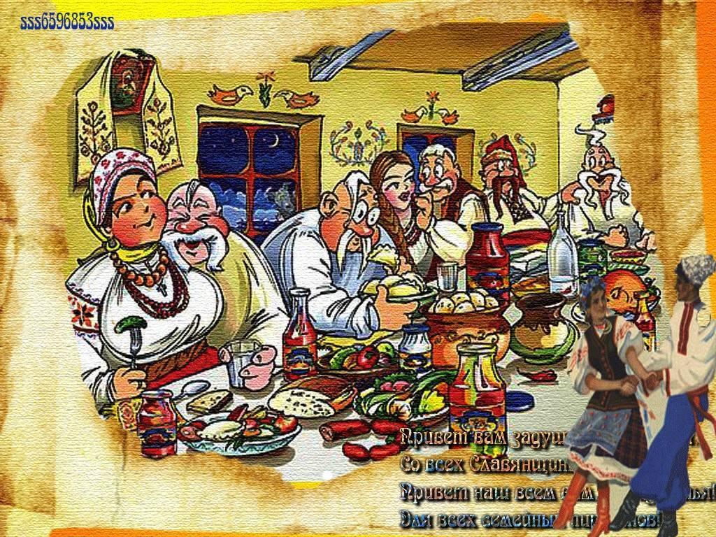 Кавказские тосты и застольные шутки про детей