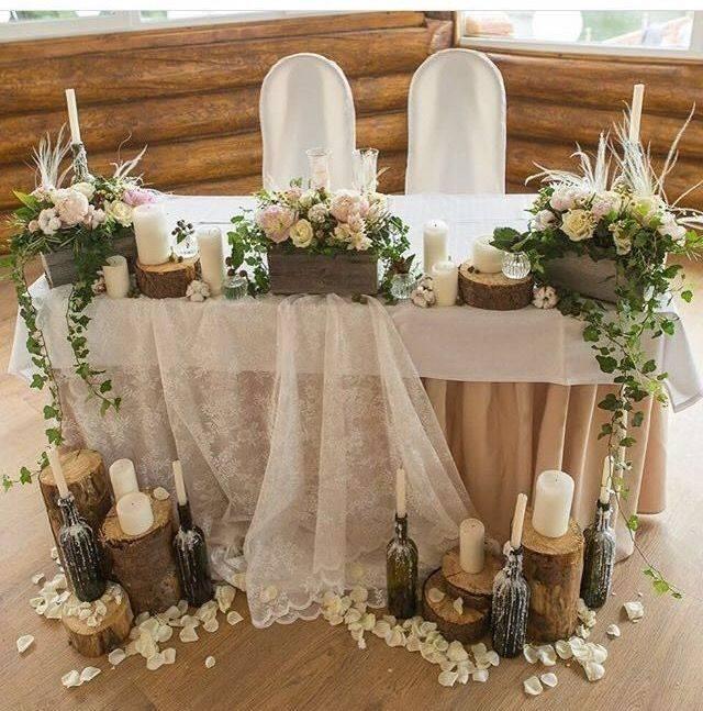 Как самостоятельно организовать свадьбу в стиле рустик — красота в простоте