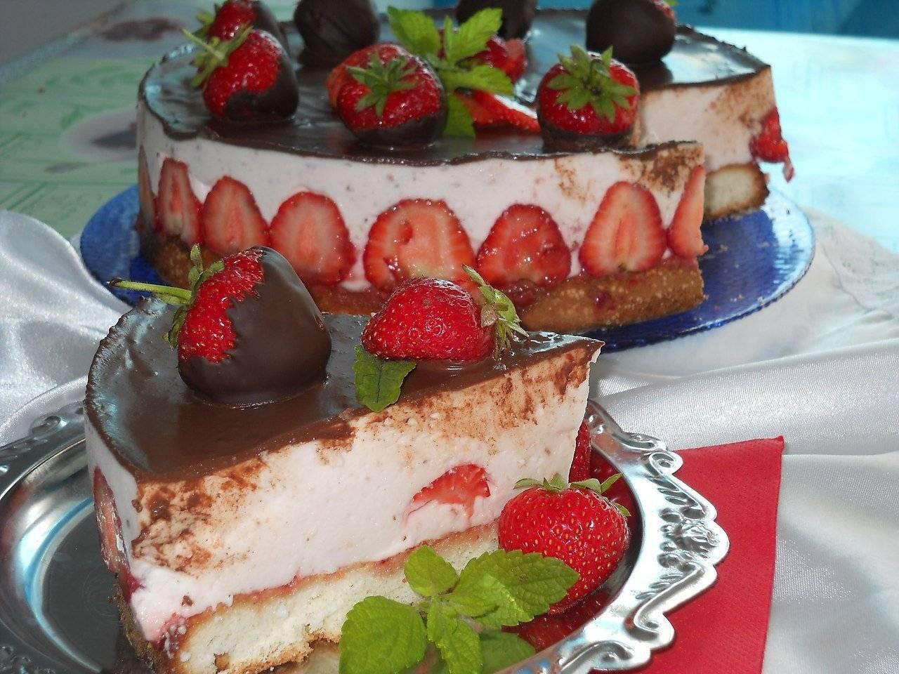 Торт на день рождения своими руками: оригинальные и простые идеи