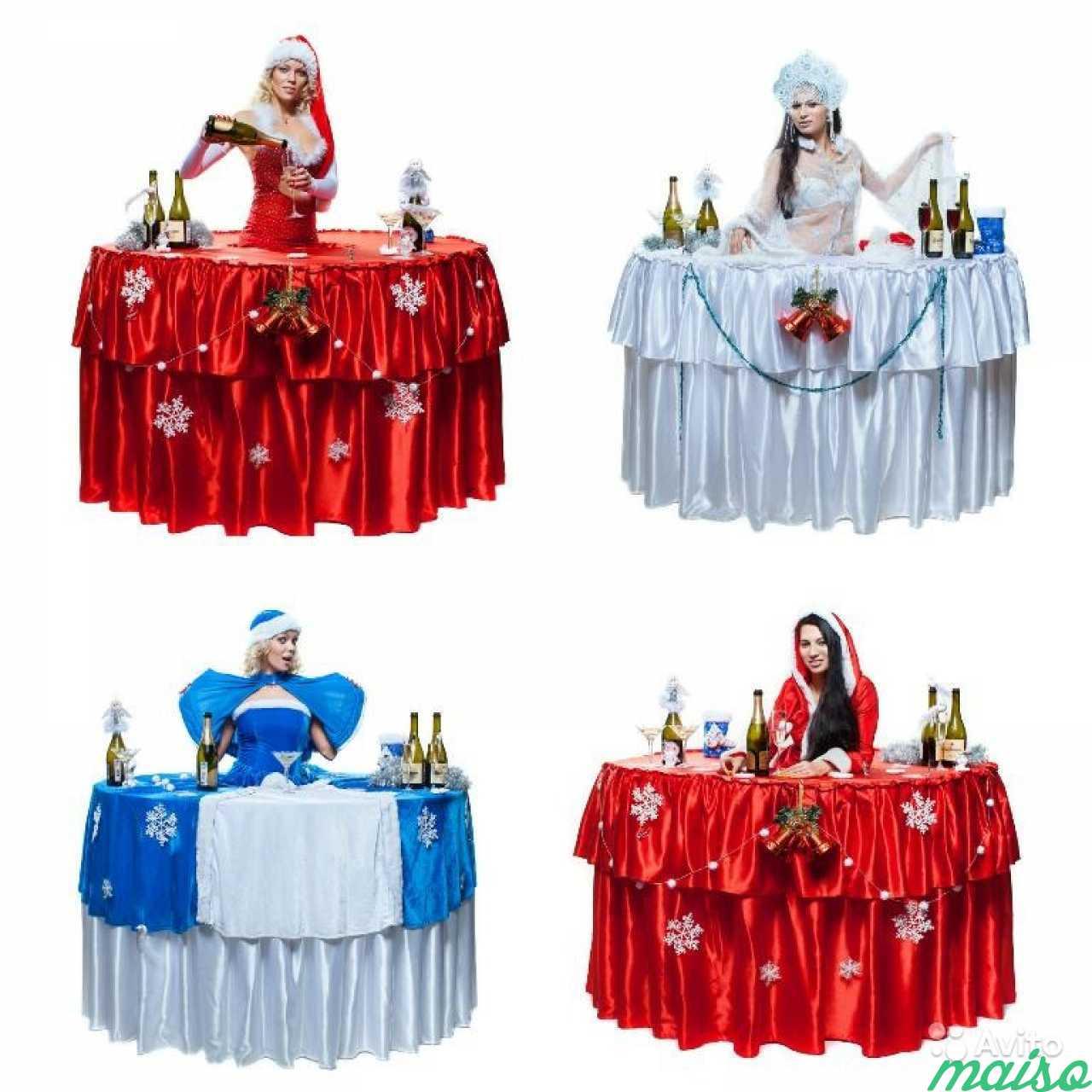 Леди-фуршет — стол нарядный и живой!