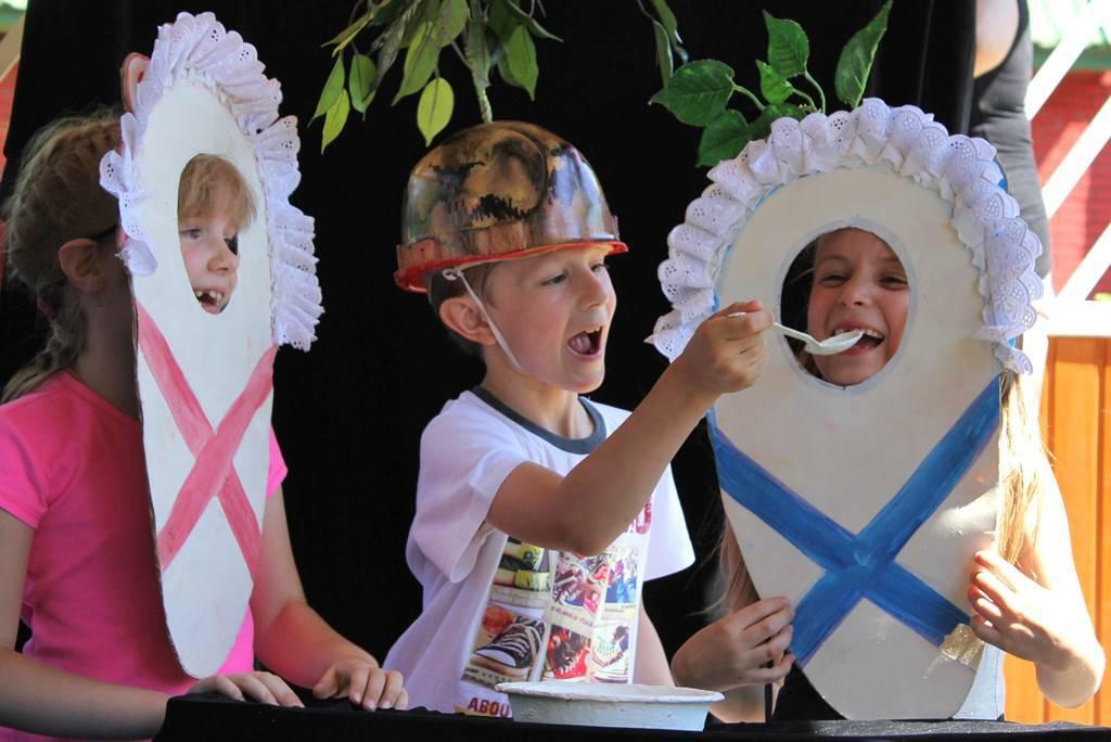 Конкурсы для детей. Лучший день рождения для маленького непоседы