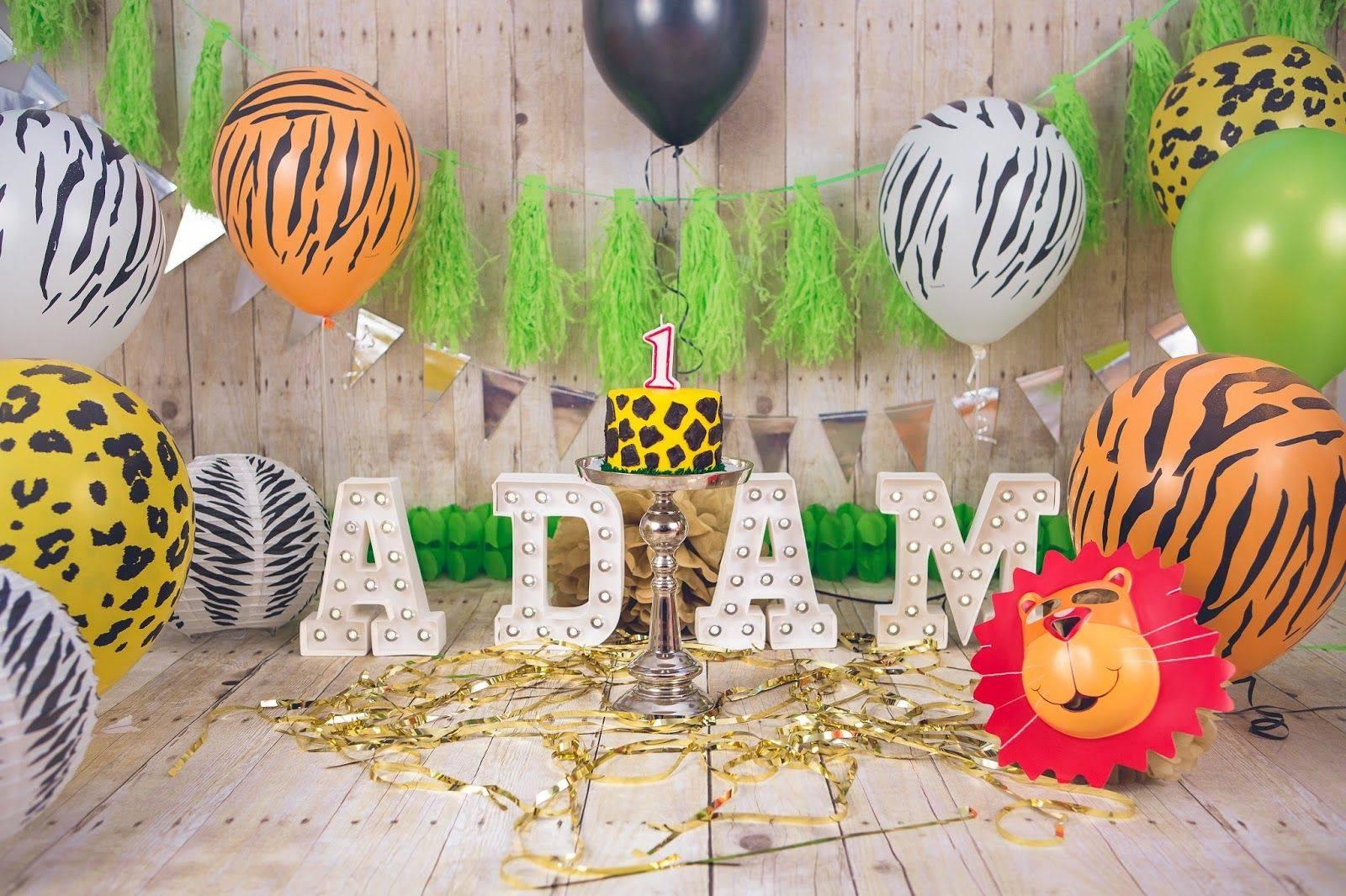 Праздник именин в сафари-клубе (4-8 лет)