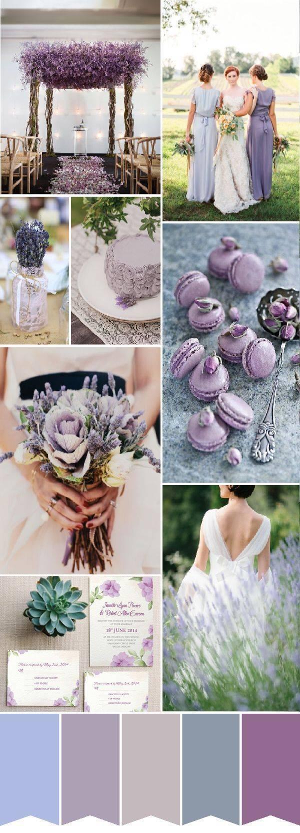 Лавандовая свадьба: нежный праздник для романтичных натур
