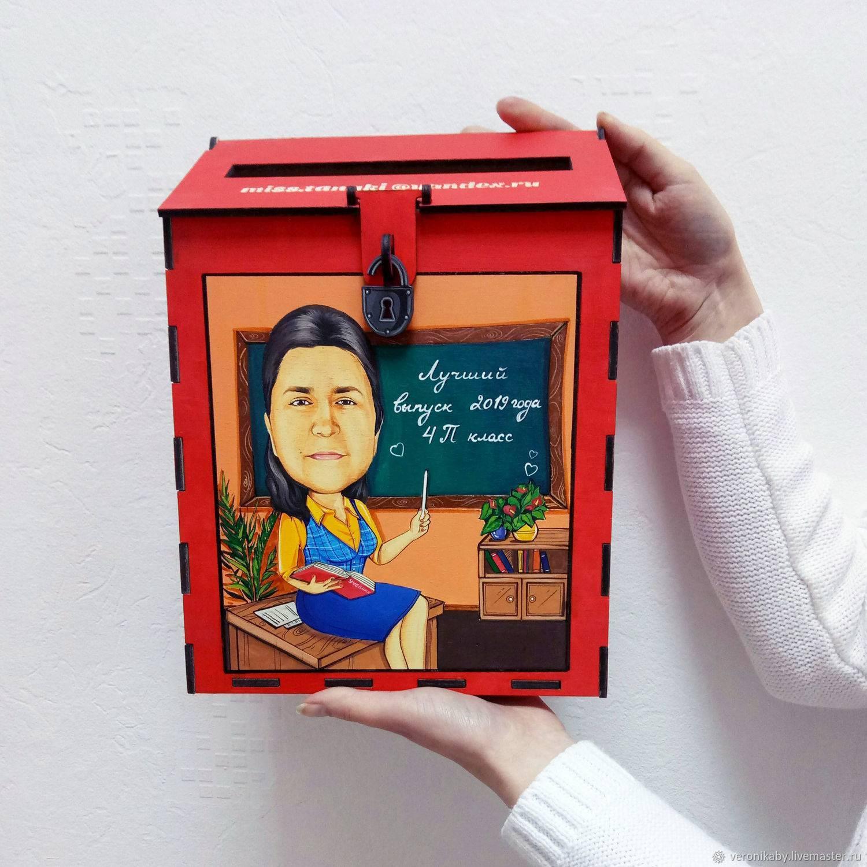 Выбор подарка учителям на выпускной