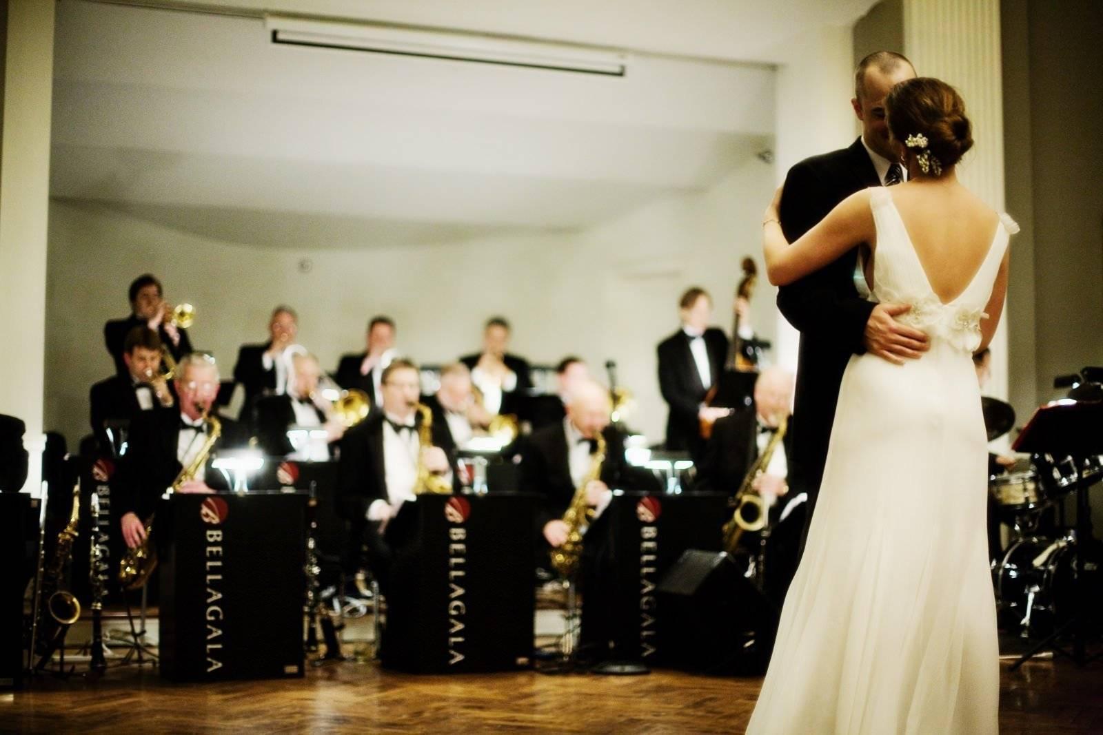 Живая музыка на свадьбе: проблема выбора