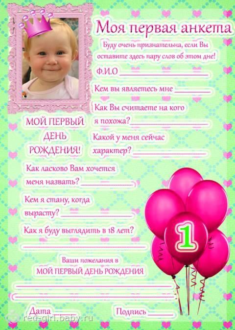 Сценарий для третьего дня рождения ребенка — «Погоня за праздником»