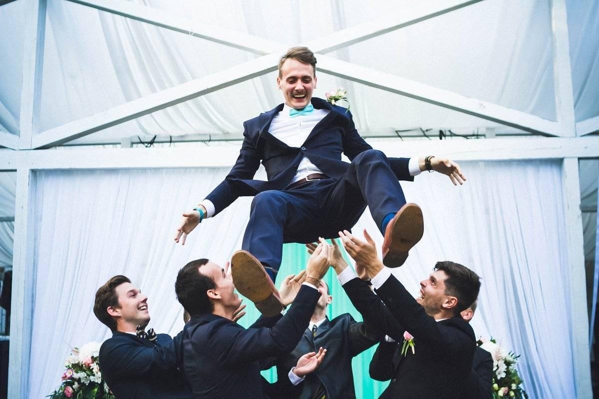 """Новое танцевальное развлечение на свадьбе """"Девичник-мальчишник"""""""