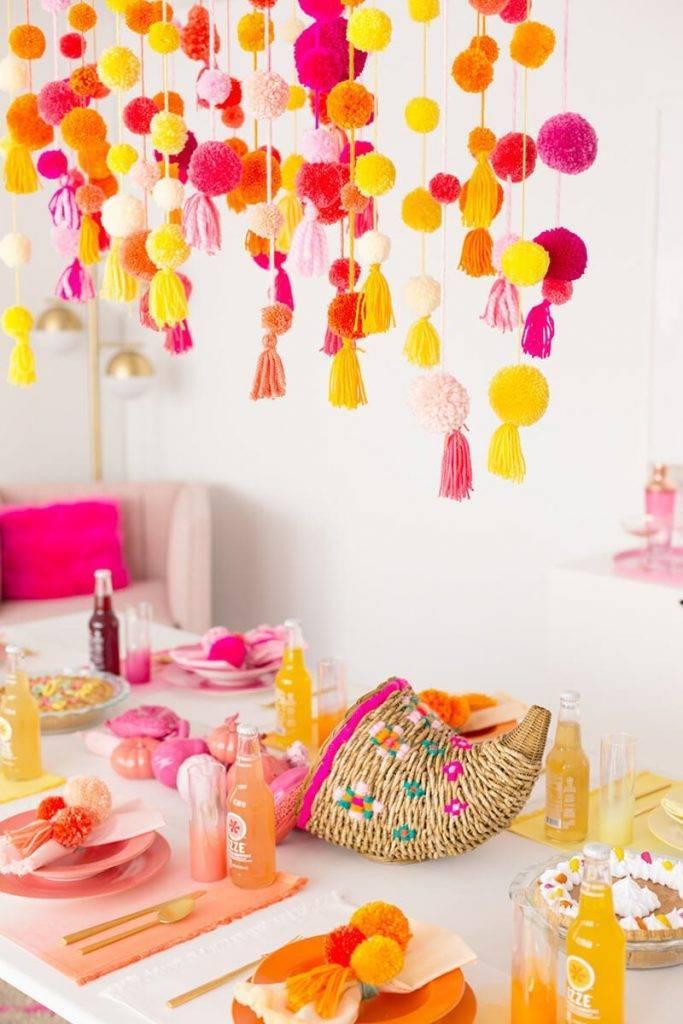 День рождения мамы — делаем праздник сами