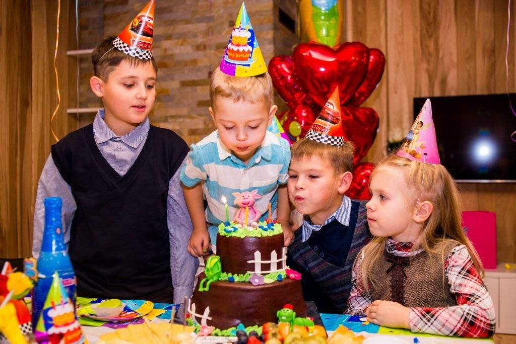 День рождения ребенка