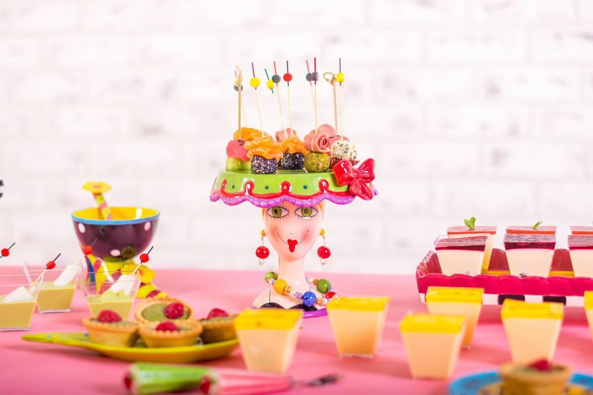 Как организовать фуршет на детский день рождения
