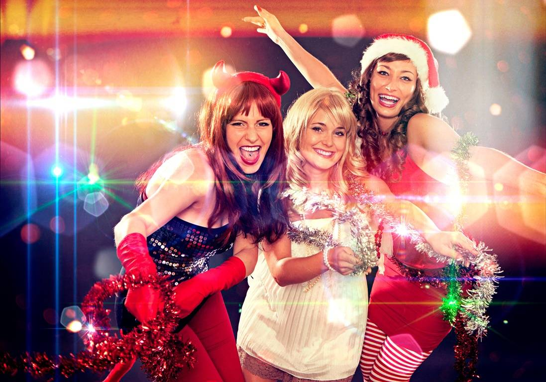 Развлечения на Новый год, или Зачем Синей Козе баян