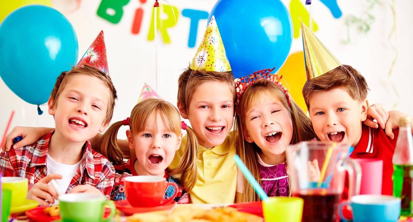 Детский день рождения дома — что интересно ребятам?
