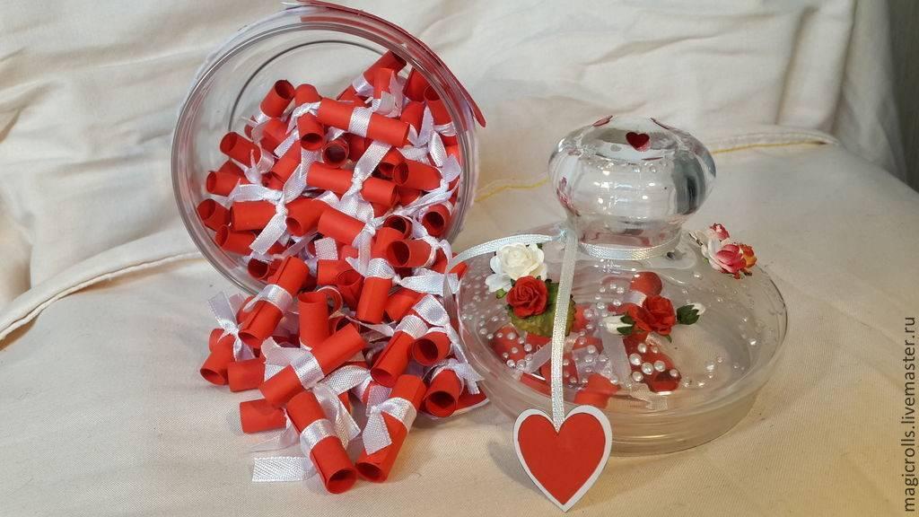 Подарок девушке своими руками: самые романтичные идеи