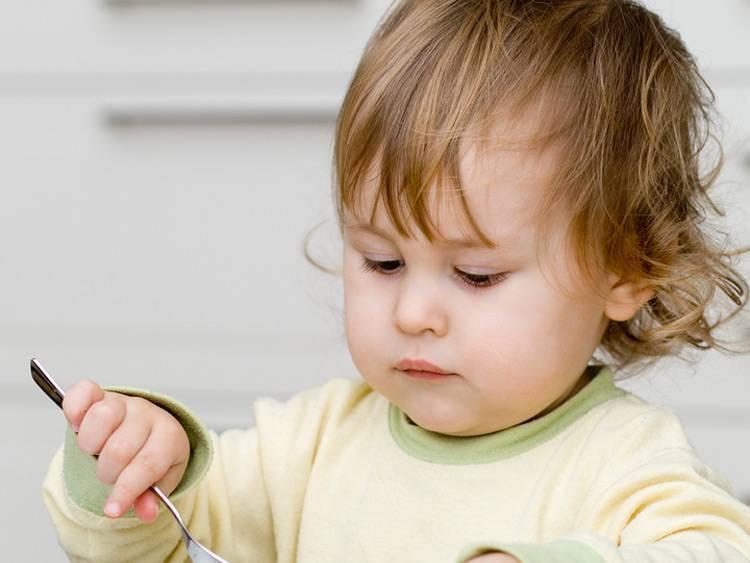 Использование имбиря в детском рационе