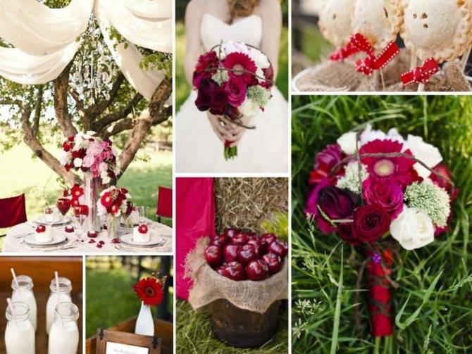 Яблочная свадьба — феерия цвета, вкуса и аромата