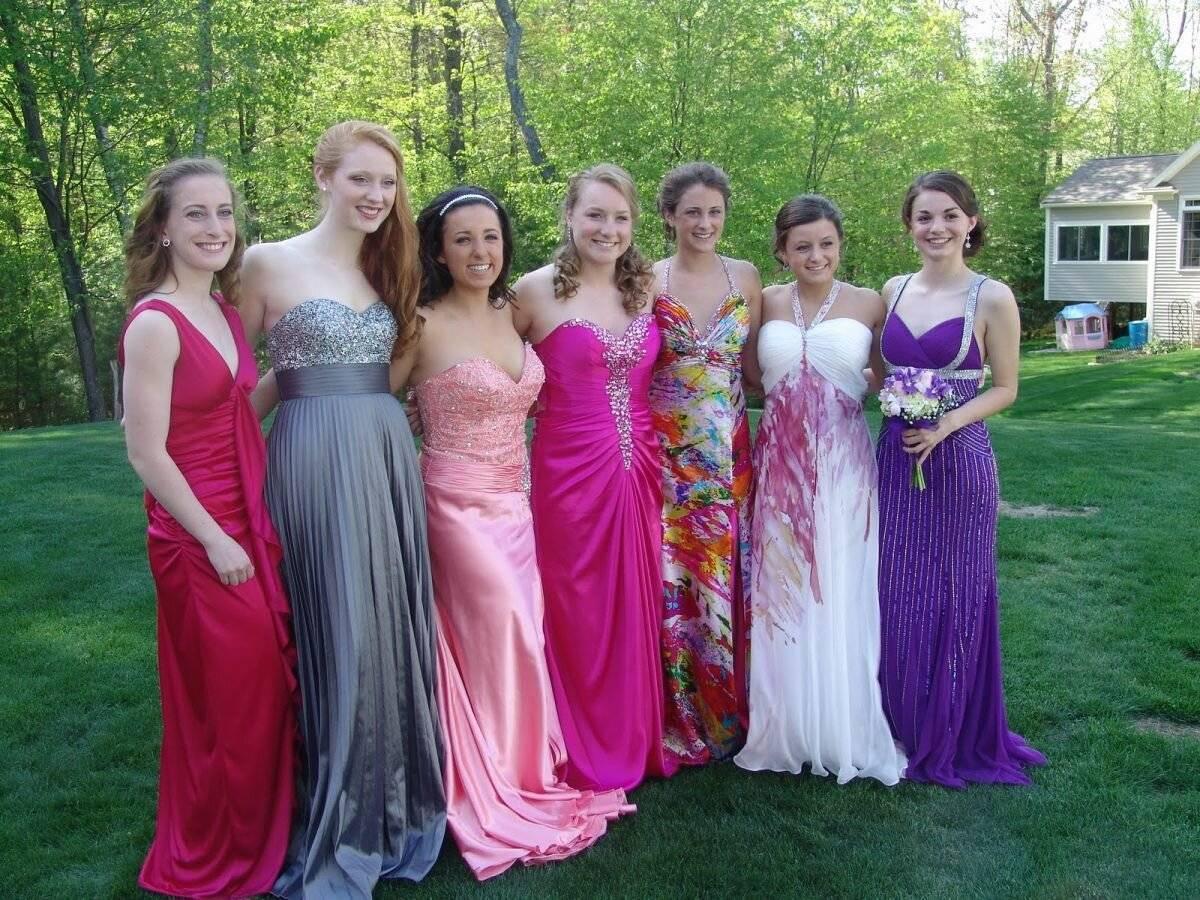 Выбираем платье на выпускной в 11 классе