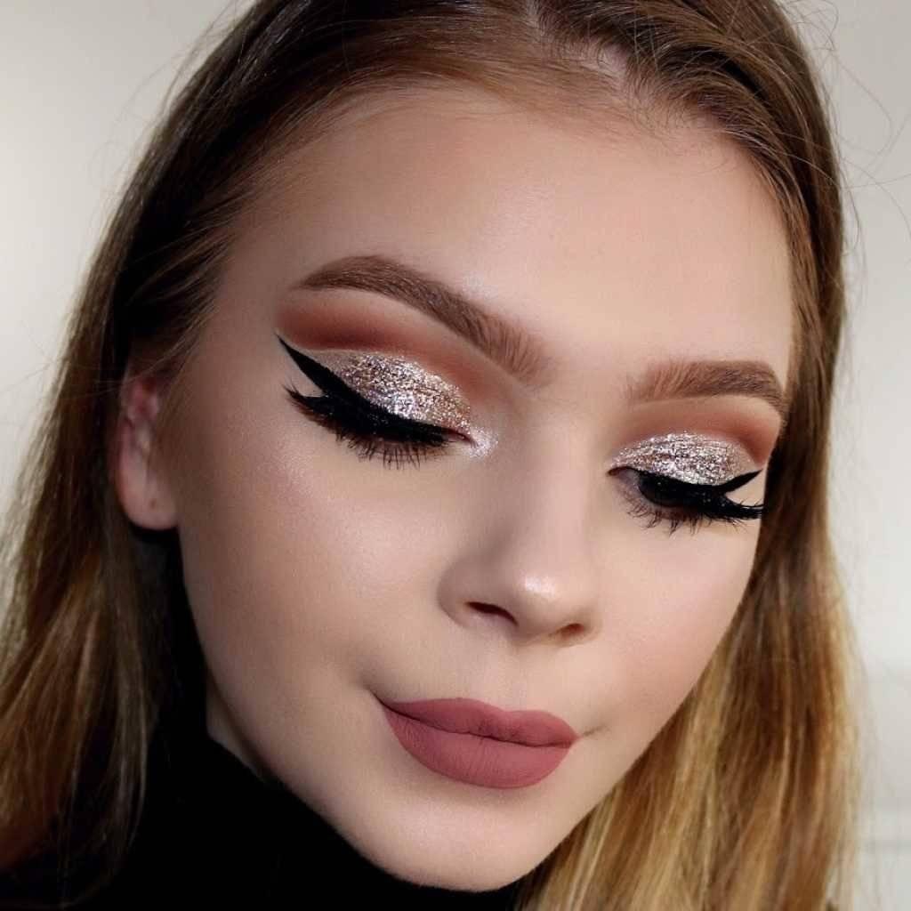 Какой макияж на Новый год  выбрать и как его сделать