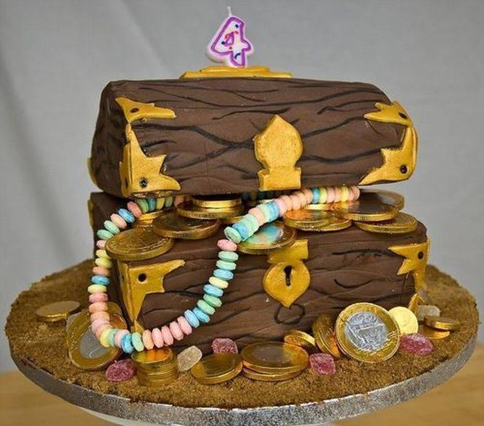 Необычные торты — это просто вау!