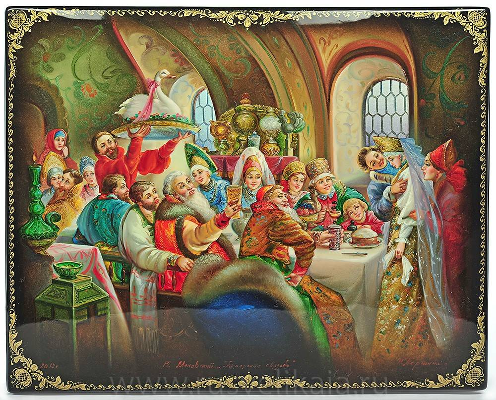 Новогодние застольные сказки-экспромт