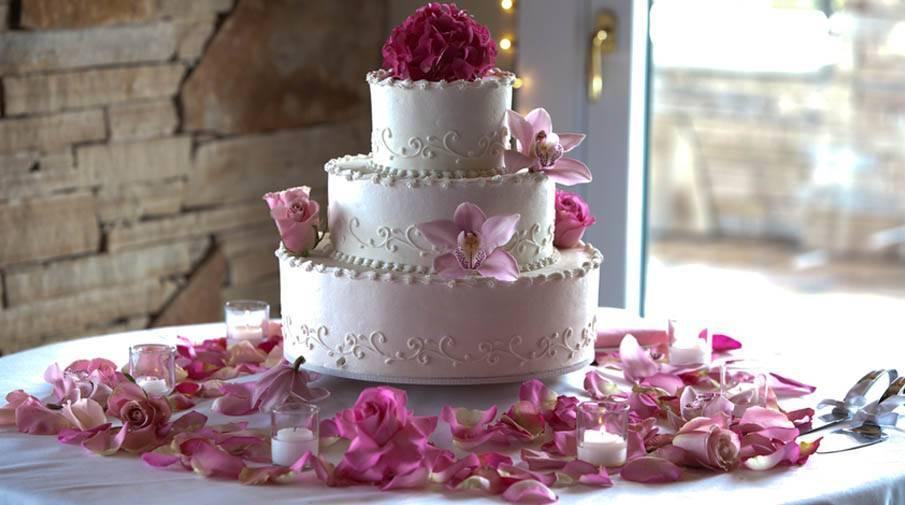 Секреты организации торжества: свадебные торты