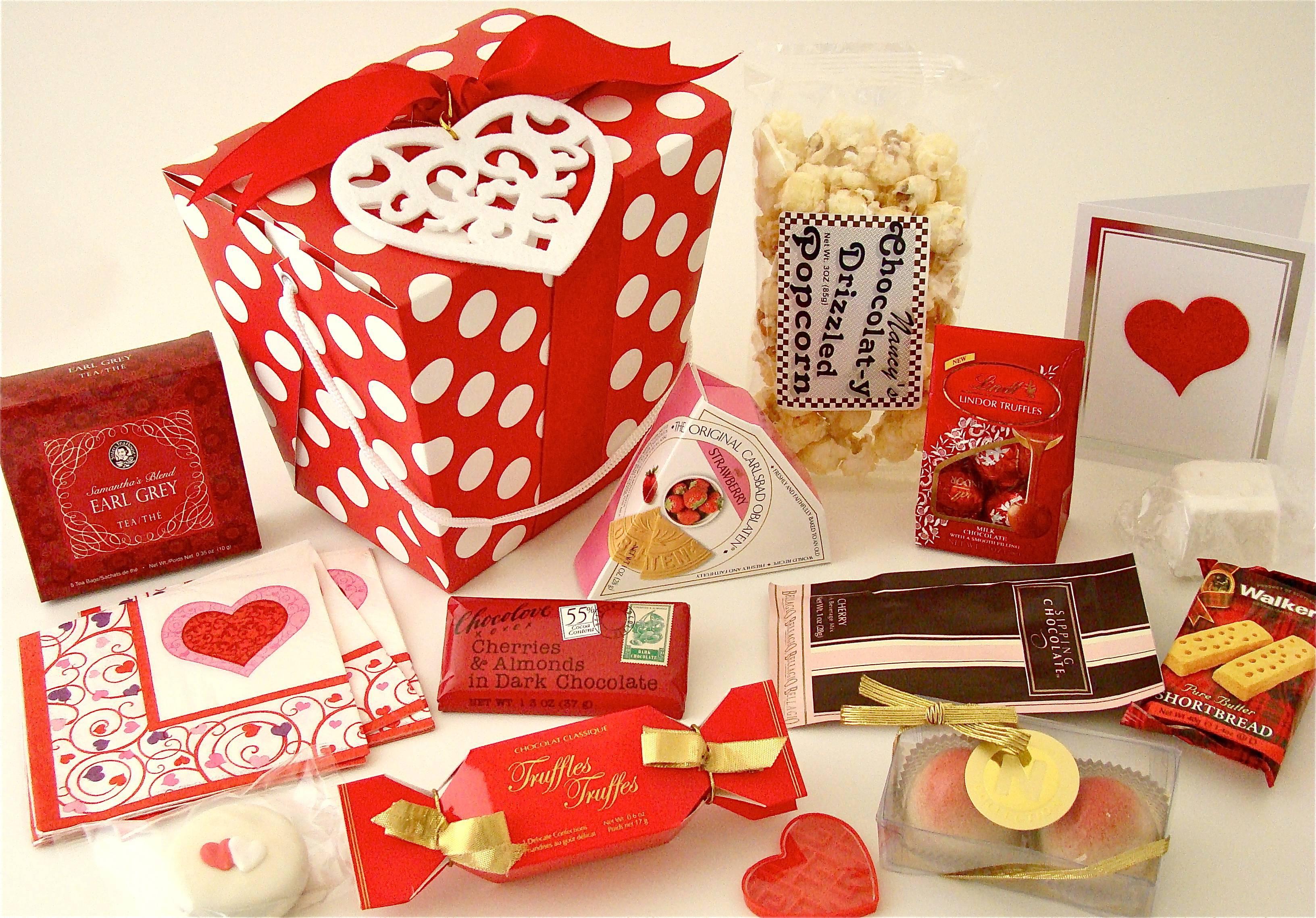 Подарок любимому на День всех Влюбленных