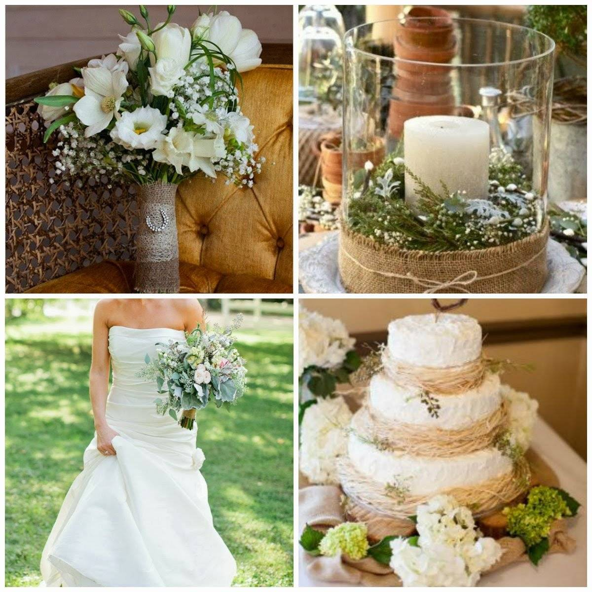 Свадьба в экостиле — изюминка в простоте
