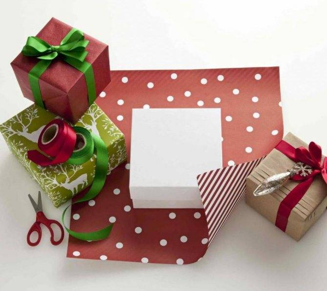 Подарочные коробки своими руками для незабываемого презента