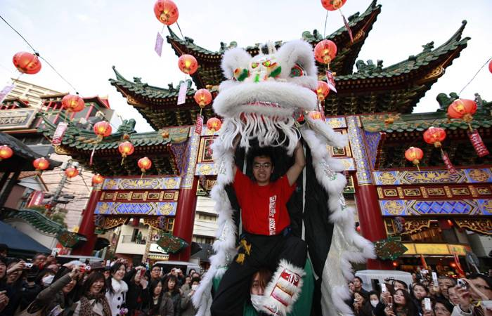 Китайский Новый год — праздник Весны и обновления