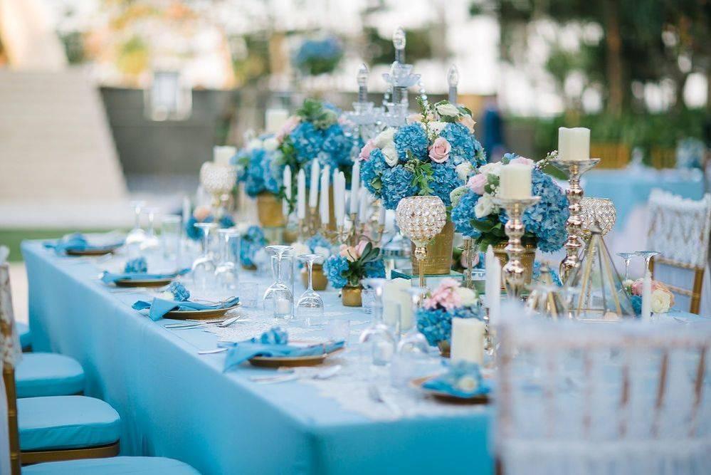 Свадьба в стиле Тиффани для тех, кто мечтает сделать в этот день то, чего никогда не делал