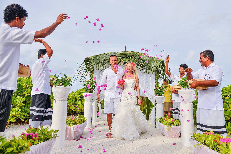 Свадьба в Таиланде — реальная сказка