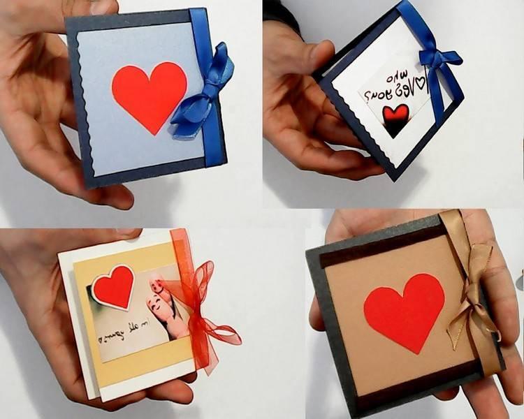 Не переставайте удивлять, или Подарки любимому своими руками