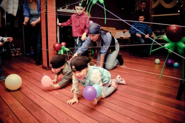 Конкурсы для детей 7 лет: учимся играя