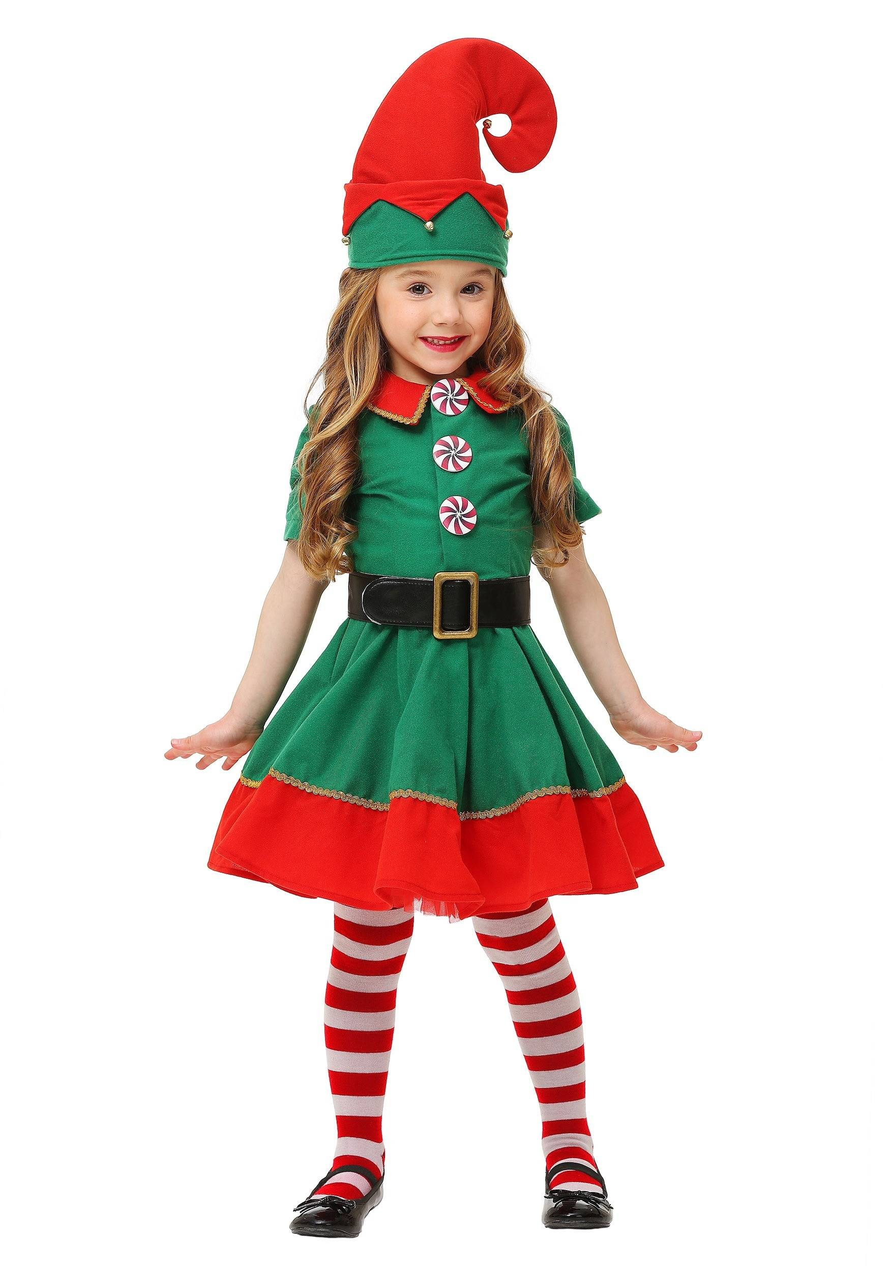 Новогодний карнавал — костюмы для самых маленьких