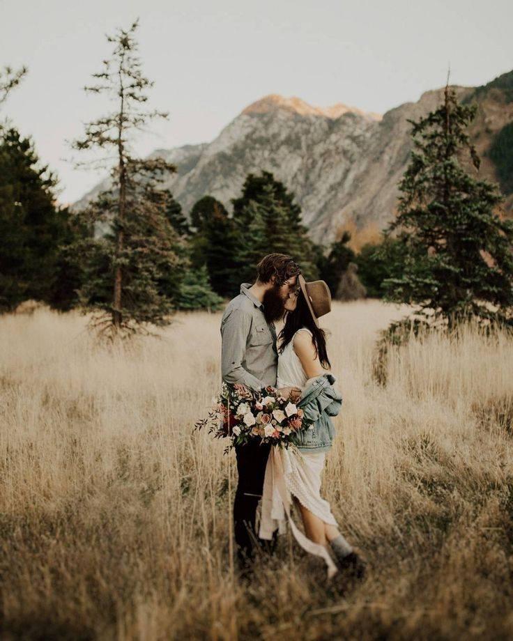 Свадьба в стиле бохо, или Свобода от условностей