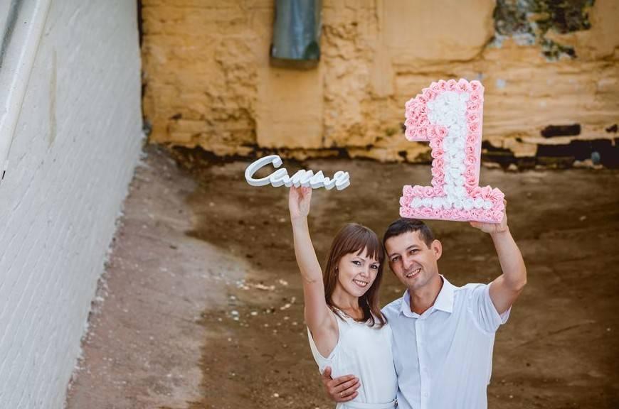 3 года свадьбы — календарь семейной жизни